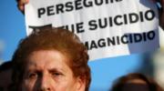 Acto por la muerte de Nisman, con críticas al Gobierno