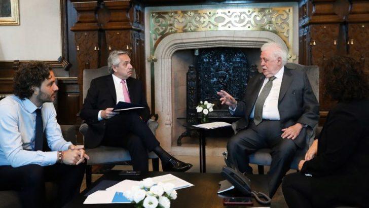 Alberto Fernández se informó sobre la preparación nacional frente al coronavirus