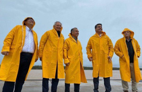 Anuncian obras en la Ruta 13 y los puertos Las Palmas y Barranqueras con financiamiento de Fonplata 1