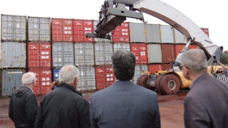 Anuncian obras en la Ruta 13 y los puertos Las Palmas y Barranqueras con financiamiento de Fonplata