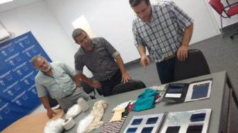 Buscan avanzar con la certificación de la fibra de algodón chaqueño con el objetivo de nuevos mercados