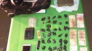 Comisaría cuarta: dealers detenidos y una moto recuperada en una noche productiva