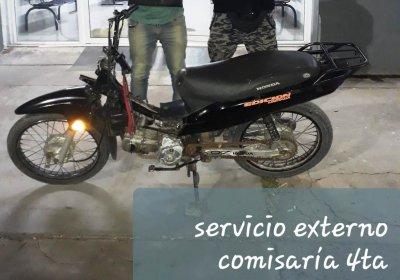 Comisaría cuarta: dealers detenidos y una moto recuperada en una noche productiva 2
