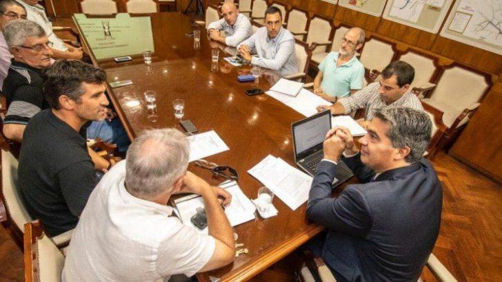 Con Fechasoru, Capitanich ultimó detalles para la implementación del plan ganadero 2020-2030