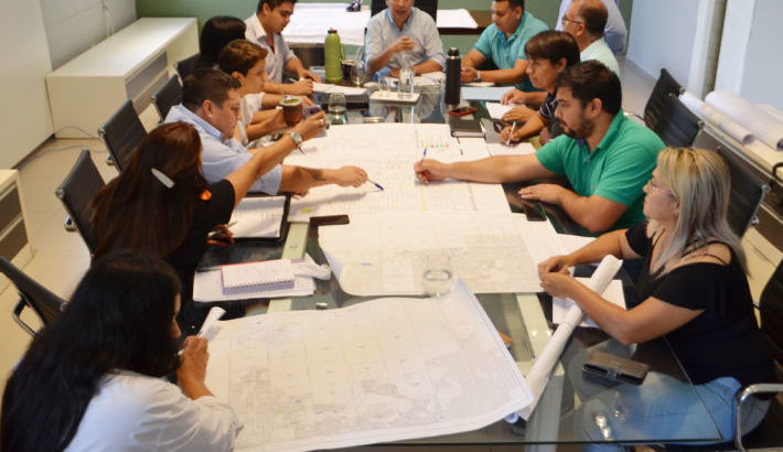 Elaboran plan de acción para reactivar centros comunitarios para el trabajo conjunto con instituciones