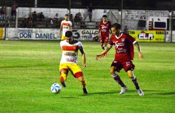 Federal A: Sarmiento empató y se trajo un punto de Villa Ramallo 1