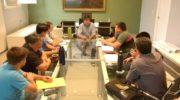 Gustavo Martínez planifica con sus funcionarios una intervención integral para las calles de Resistencia