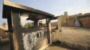 Irak: al menos cinco heridos en ataques en la embajada de Estados Unidos