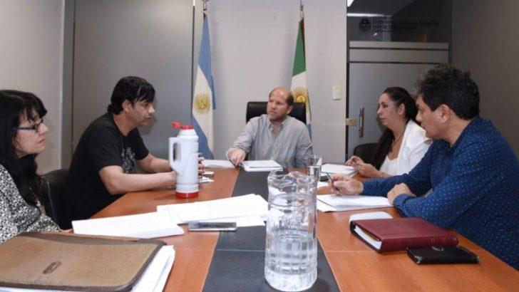 Gobierno y Upcp retoman el diálogo este martes