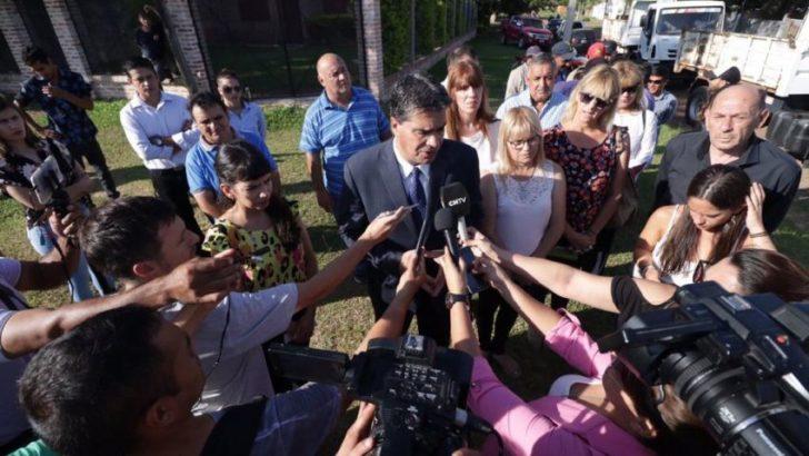 """Operativo contra el dengue en Fontana: """"impulsamos la premisa de que prevenir es mejor que curar"""""""