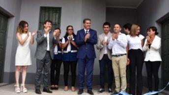 Plaza: inauguraron el CIFF Nº 7 que brinda contención a más de 60 niñas y niños