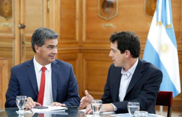 Puerto Las Palmas: Capitanich y Wado de Pedro avanzaron en el financiamiento 1