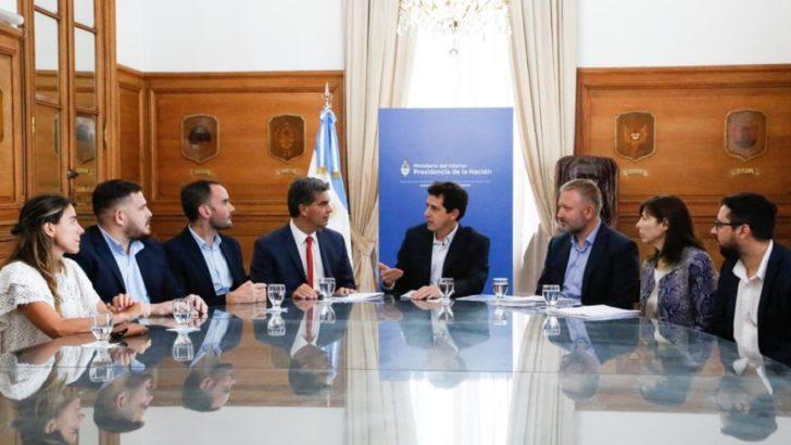 Puerto Las Palmas: Capitanich y Wado de Pedro avanzaron en el financiamiento