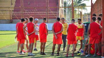 Sarmiento juega su segundo amistoso ante Resistencia Central