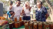 Turismo acompañó el Festival Gastronómico de Puerto Eva Perón