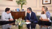 Amplia agenda de Capitanich ante Nación: finanzas, Educación, Producción y Ciencia y Tecnología