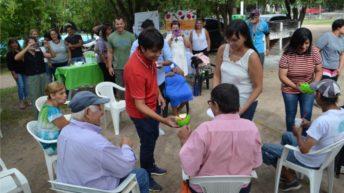 Autoridades municipales acompañaron a adultos mayores en la Colonia de Vacaciones