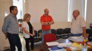Autoridades municipales programaron intervenciones de limpieza en el hospital Perrando