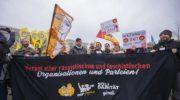 A tres días de la matanza racista en Alemania, miles marcharon contra el odio