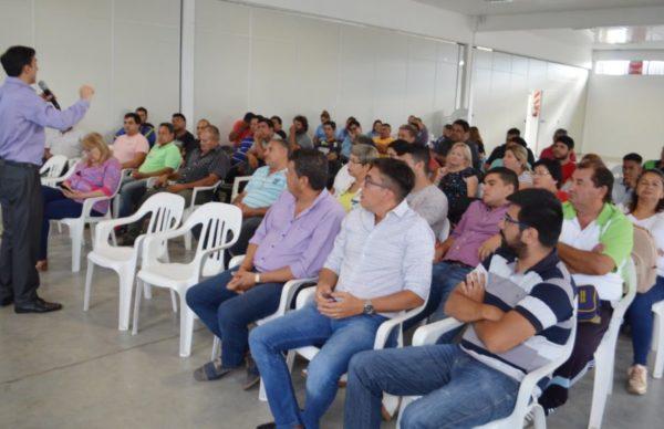 Buscan fortalecer el vínculo entre trabajadores, con capacitaciones para los empleados municipales 1