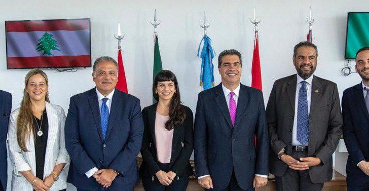 """Capitanich quiere """"abrir Chaco al mundo, para expandir exportaciones y atraer inversiones»"""