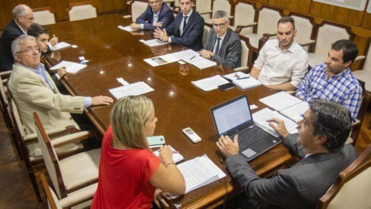 Capitanich y la Bolsa de Comercio de Rosario analizaron las condiciones de la concesión de la hidrovía Paraná-Paraguay
