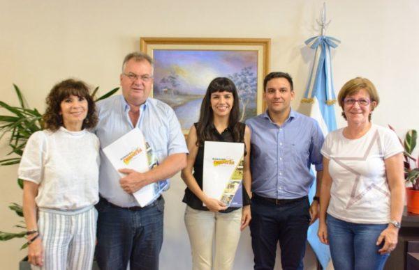 Castelli: Analía gestionó la concesión del predio anexo del Gualok II para el Municipio 1