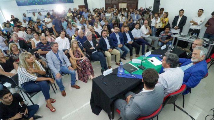 Chaco y San Luis cooperarán para la formación en oficios
