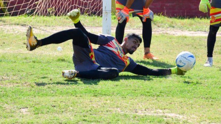 """Clínica, capacitación y """"batalla para arqueros de fútbol"""" en Sarmiento"""