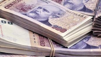 El Gobierno celebra la colocación de letras por un total de $1.628.000.088