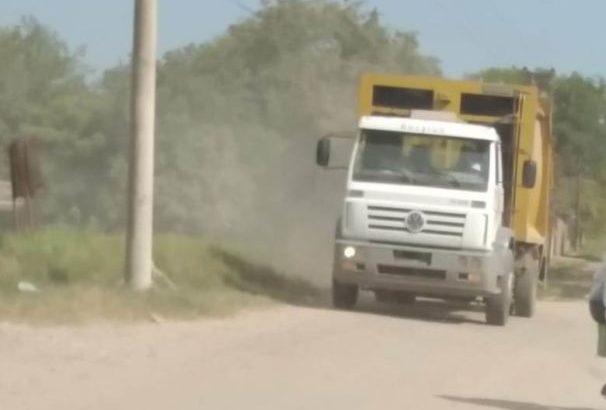 El Municipio multó a su par de Barranqueras por arrojar residuos en un espacio público de Resistencia