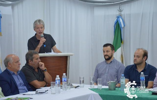 """Mercados Frutihortícolas: """"Este debate nos compromete a trabajar en acciones concretas"""", resaltó Sager"""