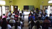 Miraflores: el Gobierno inició relevamiento en el lote 88 para la regularización de tierras