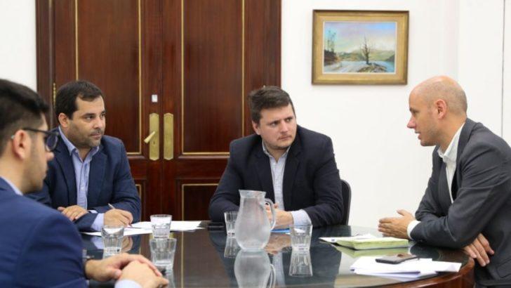 Nación y Provincia apuntan a potenciar el desarrollo pyme en Chaco