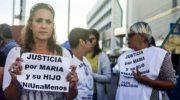 Puerto Deseado: marcharon por el crimen del niño y la violación de su madre