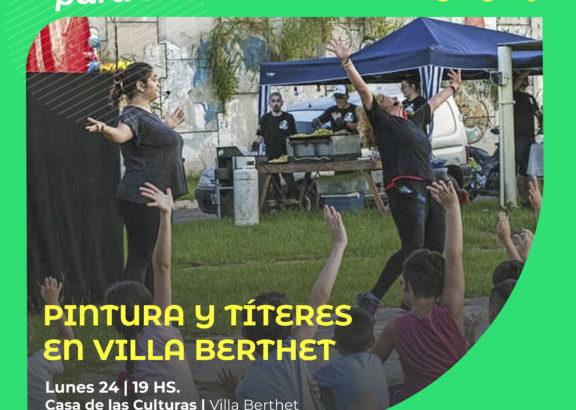 Verano para Todxs en Villa Berthet