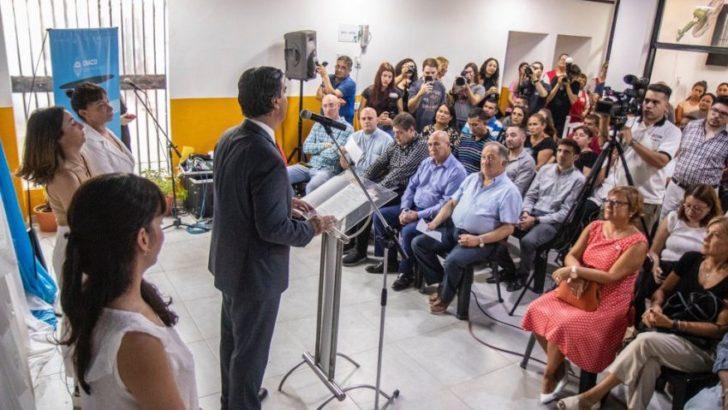 Capitanich inauguró las refacciones del CIFF N° 10