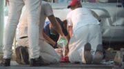 Charata: cayó de su moto y luego perdió la vida