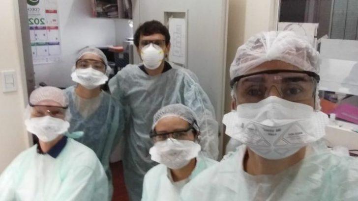 Coronavirus: Chaco continúa con el análisis de muestras en el hospital Perrando