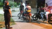 Coronavirus: la Policía inició los operativos para evitar concentración de personas en toda la provincia