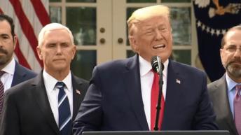 Coronavirus: Trump declaró la «emergencia nacional» por la pandemia