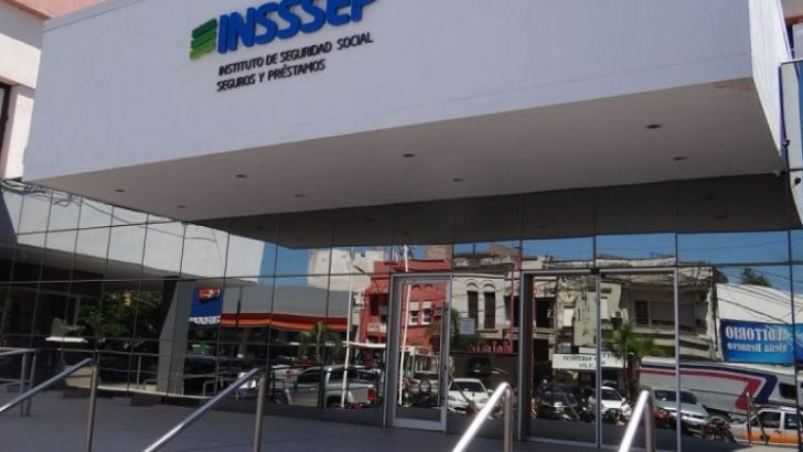 El Insssep suspende actividades del 17 al 20 de marzo en su casa central