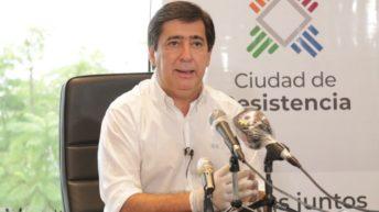 El intendente presentó un plan 10 días de desinfección para la ciudad contra el coronavirus