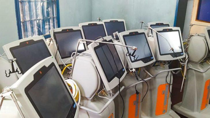 Covid 19 en Chaco: la ocupación de respiradores mecánicos es del 50,4%
