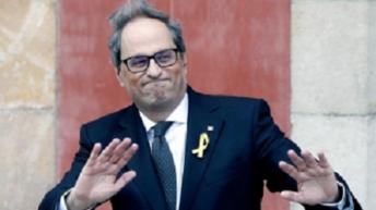 España: el presidente catalán, también en la lista de positivos con coronavirus