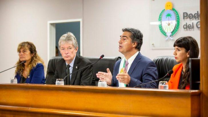 Inicio de sesiones: Capitanicg propuso reforma constitucional, agenda digital y descentralización