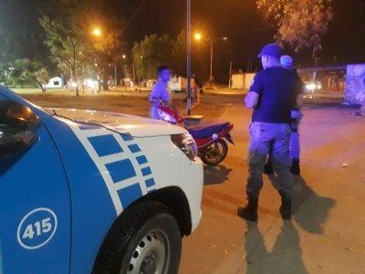 La Policía realizó 17 detenciones por no respetar el aislamiento para frenar al coronavirus 1