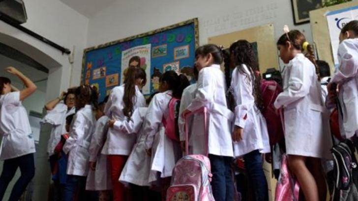 Las clases comenzaron normalmente en 20 provincias