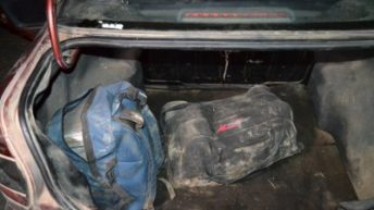 Las Palmas: incautan más de 30 kilos marihuana y detienen a un joven en operativo
