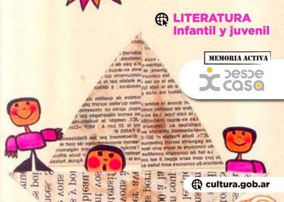Literatura Infantil y Juvenil Desde Casa para pasar la cuarentena
